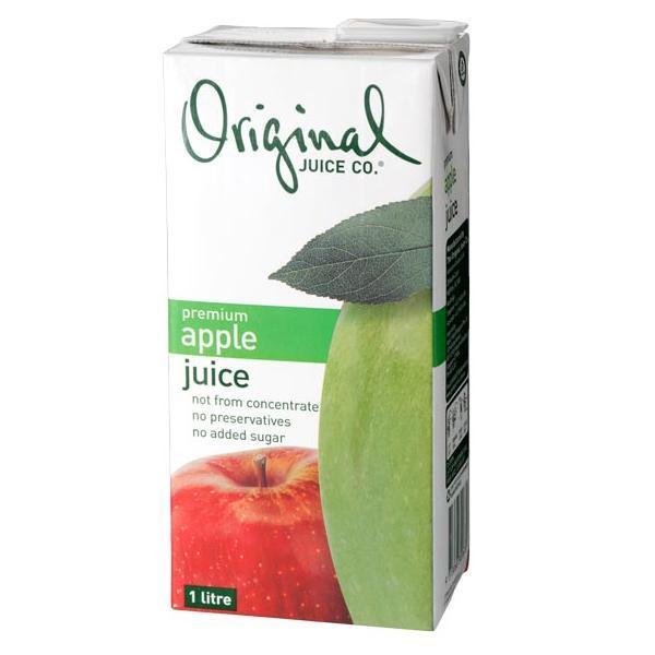 ハインツ オリジナルジュース アップルジュース 1L