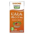カゴメ 濃縮飲料にんじん・オレンジミックス(3倍希釈) 1L