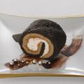 テーブルマーク フリーカットケーキデュアルロール ショコラカフェ 260g