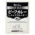 【取り寄せ品】ハウス食品 ビーフカレーシェフブレンド辛口 200g