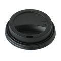東罐 厚紙カップ SMT-400 12オンス用フタ トラベラー(黒)100個