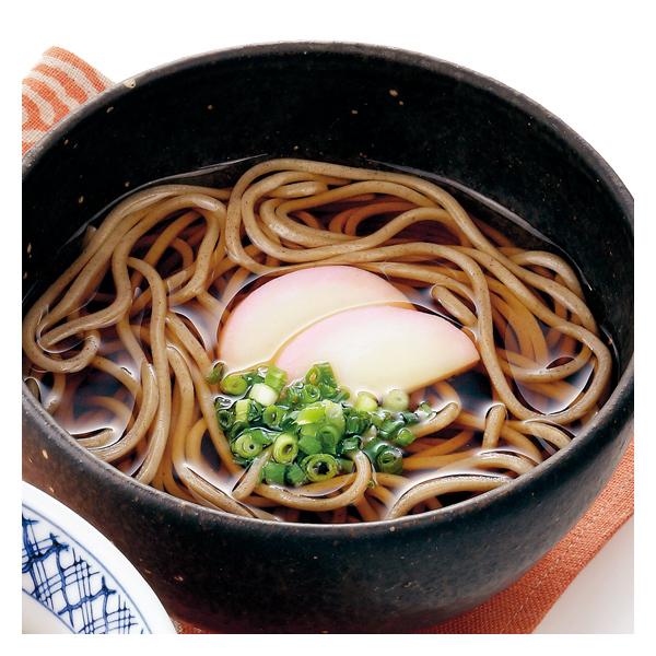 贅たくさん 日本そば(ハーフ)  115g×10食
