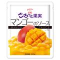 スノーマン ごろっと果実マンゴーのソース 200g