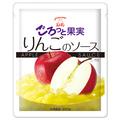 スノーマン ごろっと果実りんごのソース 200g