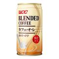 UCC ブレンドコーヒー カフェオレ(缶)185g