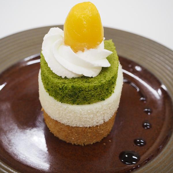日東ベスト 細巻ロールケーキ(黒糖きなこ) 210g(20カット)【終売予定】