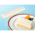 フレック フリーカットケーキ レアチーズ 430g/箱(約7×36㎝)