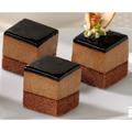 フレック カット済みケーキ レアーチョコ(ベルギー産チョコレート使用)49個