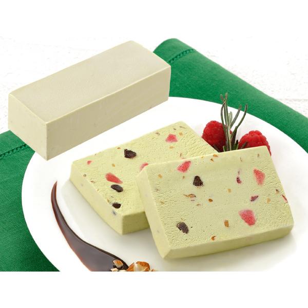 フレック GFC428 シチリア風アイスピスタチオケーキ 冷凍 380g