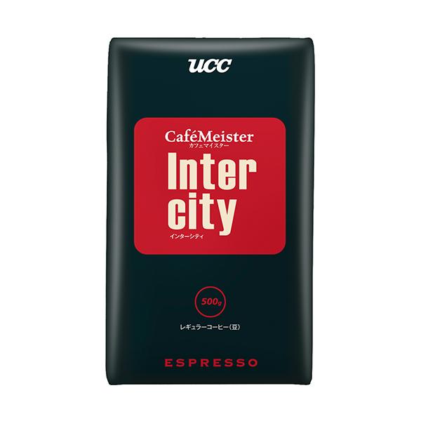UCC カフェマイスター インターシティエスプレッソ(豆)500g