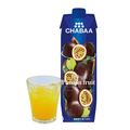 CHABAA(チャバ)ジュース パッションフルーツ 1L