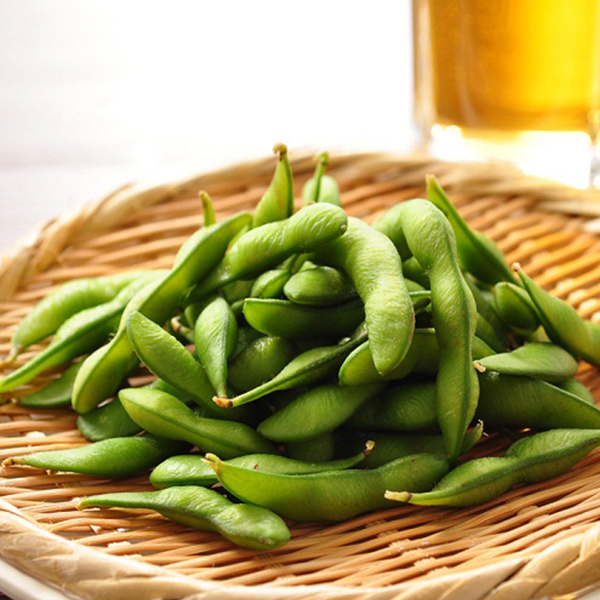 大冷 塩味付き枝豆(中国) 冷凍 500g