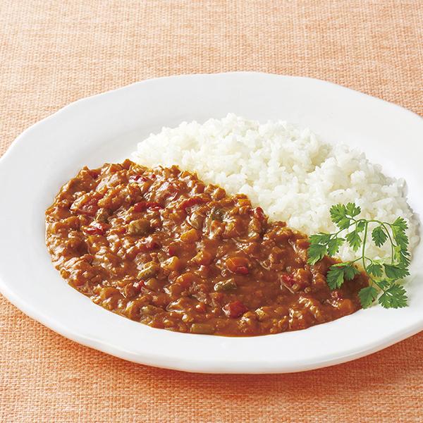 ニチレイ Friendly Dining 7種の野菜カレー(キーマカレー風)