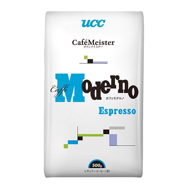 UCC カフェマイスター カフェモデルノエスプレッソ(豆)500g