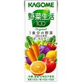 カゴメ 野菜生活100(学校給食用) 100ml