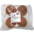 サンフレッセ 焼成冷凍バターロールM 約38g 4個 12袋