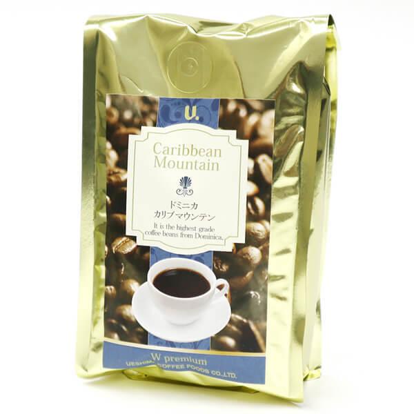 U.COFFEE Wプレミアム ドミニカ カリブマウンテン(粉)200g
