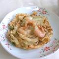 テーブルマーク えびと野菜のかき揚げ(大) 冷凍 3.6kg(30枚)