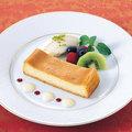 テーブルマーク フリーカットケーキ ベイクドチーズケーキ 冷凍 610g