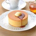 【9月限定セール】味の素 厚焼きスフレパンケーキ GFC390 冷凍 約55g 1個入 袋