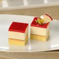 フレック カット済みケーキ りんご(弘前産ふじりんご果汁使用) 49個 367g 箱