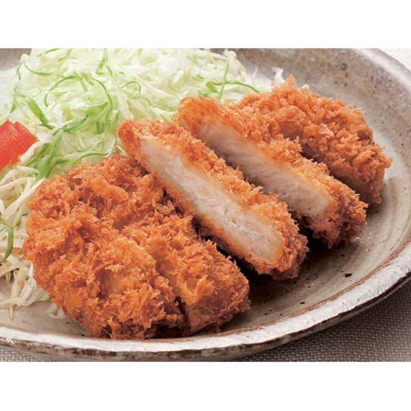 四国日清食品 袋入り三元豚のロースカツ 冷凍 120(6枚) 720g