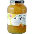 徳山物産 皮ごと正直柚子茶 1kg