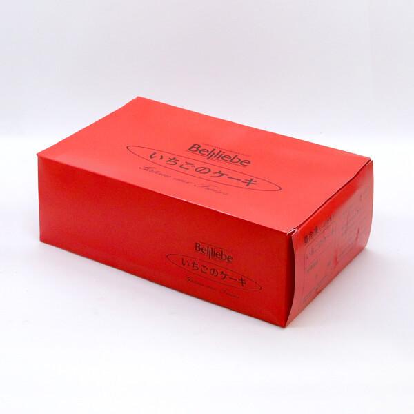 ベルリーベ いちごのケーキ 6P