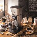 ボンマック コーヒーグラインダー(自動計量機能付)BM-860