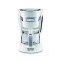 デロンギ ドリップコーヒーメーカー ICM14011J ホワイト