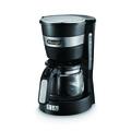 デロンギ ドリップコーヒーメーカー ICM14011J ブラック
