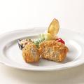 ニチレイ 二層のふっくら肉厚メンチカツ 冷凍 1kg (10個入)