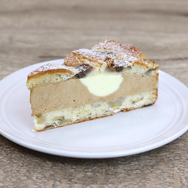 ベルリーベ 珈琲クリームのバナナケーキ 冷凍 6個