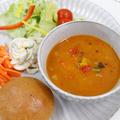 ロイヤルシェフ ごろごろ野菜のラタトゥイユスープ 冷凍 180g×5袋